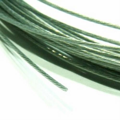 Staalkabel gegalvaniseerd dikte 1,5mm