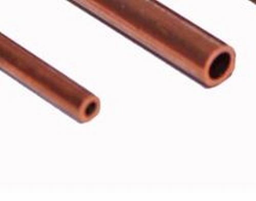 Koperenbuis 4 mm ( Hard )  Per Stuk