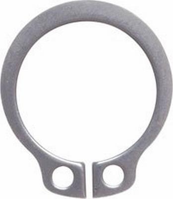 Zekeringsring voor as diameter 5mm ( Roest Vrij Staal )