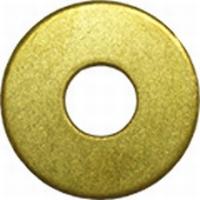 Messing carrosserie Ring M4 volgens DIN9021  Per 10 stuks