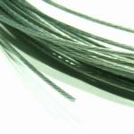 Staalkabel gegalvaniseerd dikte 1,0mm Per 5 meter
