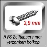 2,9 mm