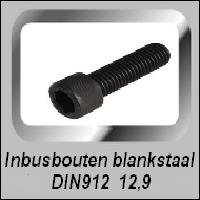 Inbus cilinderkop Blank 12.9