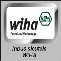 Inbus Schroevendraaiers Wiha