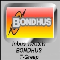 Inbus T - Greep