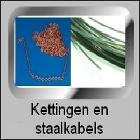 Kettingen - Haken - Staalkabels
