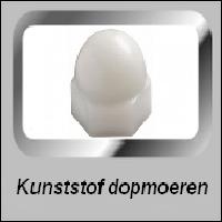 Kunststof Dop Moeren