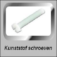 Kunststofschroeven / Breekbouten