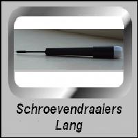 Schroevendraaiers Lang