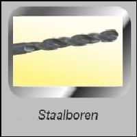 Staalboren