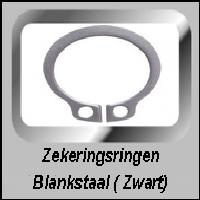 Zekeringsringen DIN 471 Blank Staal (Zwart)